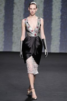 Dior Haute Couture Fall 2013 | WWD