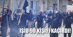 IŞİD son dakika Suriyeye girdi 90 Süryaniyi kaçırdı