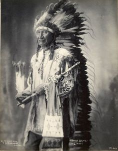 Rocky Bear - Oglala - 1899