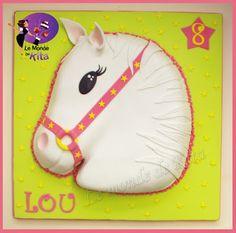 Le Monde de Kita: Un cheval girly   Les enfants, de manière générale...