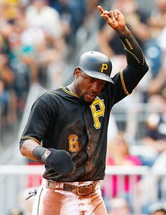 Starling Marte, PIT//Aug 2015