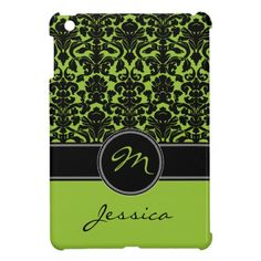 Green, Black, White Damask iPad Mini Case in each seller & make purchase online for cheap. Choose the best price and best promotion as you thing Secure Checkout you can trust Buy bestThis Deals          	Green, Black, White Damask iPad Mini Case Here a great deal...