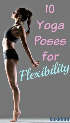10 yoga poses for flexibility. How would you like to get three times the results twice as fast? Then these yoga poses are for you! Also suitable as yoga poses for beginners. | #YogaPosesForFexibility | Yoga Poses for Beginners | Yoga for Weight Loss | Yoga Asanas for Flexibility | Yoga Workout