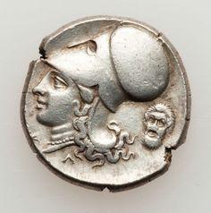 antigua Griega Coins: Ancient Inventive 336-323 Bc Alexander Iii Ar Dracma Ngc Xf