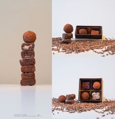 Wedding Favours Chocolate Truffles2
