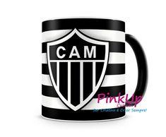 Caneca Times de Futebol