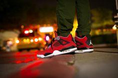 Air Jordan 4 Retro #WDYWT