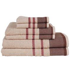 Grandin Bath Towels - jcpenney