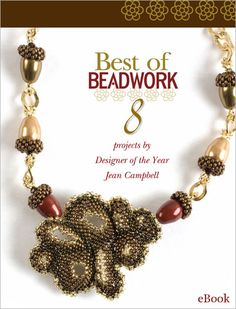 57 best beading books images on pinterest beaded jewelry best of beadwork 8 projects from designer of the year jean campbell ebook fandeluxe Images