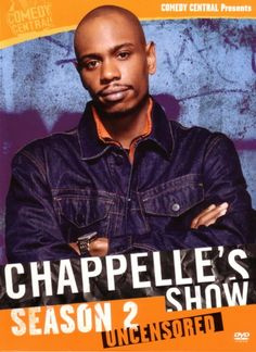 Chapelle Show...COME BACK TO US!!!