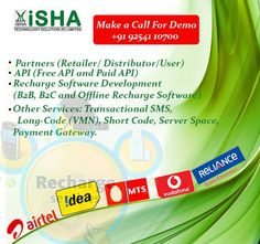Are you searching for a recharge portal software. Isha technology develop all recharge portal software only reasonable prices. Call now 9215010700 book your software. Marketing Software, Business Marketing, Best Server, Multi Level Marketing, Chandigarh, Software Development, New Technology, Coding, How To Plan