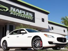 Maserati Quattroporte 2014 S Maserati Quattroporte, Sedan, Luxury Cars For Sale, Vehicles, Cars, Vehicle