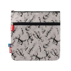 Dr Seuss The Cat in The Hat (Tile) Large Pencil Case for Kids and Young Adults at School and Work