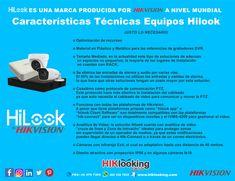 HiLook una marca Hikvision