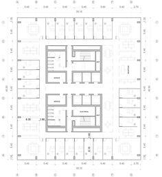 Gently Shifting - BIG gewinnt Hochhaus-Wettbewerb in Frankfurt