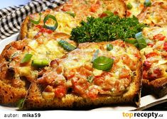 Bread Baking, Bruschetta, Bon Appetit, Vegetable Pizza, Quiche, Hamburger, Toast, Vegetables, Breakfast