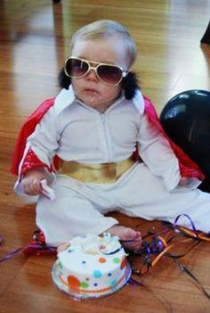 Baby Elvis - Halloween Costumes