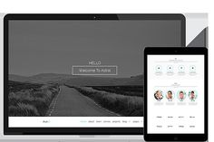 Astral - Creative Multipurpose Theme by bootstrapbrothers on @creativemarket