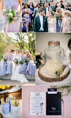 A lavender and lemon inspired wedding | Photography by http://www.jobradbury.co.uk/