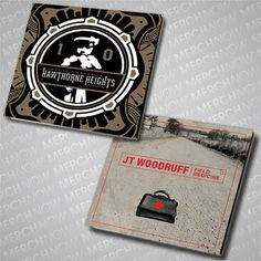 JT Woodruff+Hawthorne Heights CDs : inVogue Records