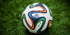 "Adidas unveils ""brazuca"", the official 2014 World Cup ball"