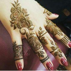 355 Best Mehndi By Hayat Images Henna Tattoos Henna Art Henna