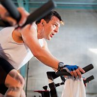 Just three 20-minute sprints a week on an exercise bike could cut a significant amount of abdominal fat faster than jogging.