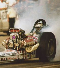 Funny Car Drag Racing, Nhra Drag Racing, Funny Cars, Auto Racing, Drag Racing Engines, Speedway Grand Prix, Don Prudhomme, Old Race Cars, Vintage Race Car