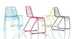 садовые стулья Flux от Magis