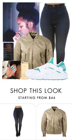 """""""cp4~"""" by glitterly-bhadde ❤ liked on Polyvore featuring adidas Originals and NIKE"""