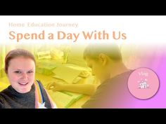 Spend a Day With Us! UK Home-Schooling in Lockdown - YouTube