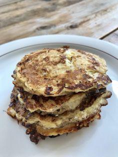 Cottage cheese pancakes – Judoka Margriet Bergstra Cottage Cheese Pancakes, Breakfast, Food, Breakfast Cafe, Essen, Yemek, Meals