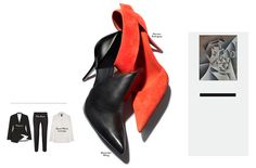 The List | The Accessory Update: Sculpted Heels & The Must-See: Cubism at The Met | Magazine | NET-A-PORTER.COM