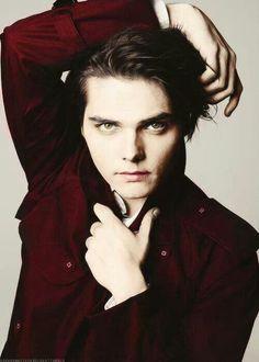 Gerard Way                                                       …