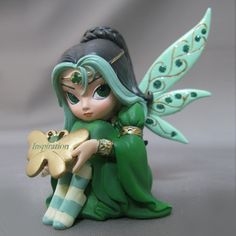 Inspiration Fairy Figurine Life Charms by Jasmine Becket Griffith | eBay