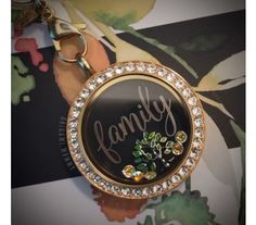 Family tree locket