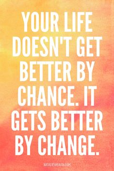 Making Changes Daily!