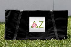 Cornhole Carrying Case - Delta Zeta