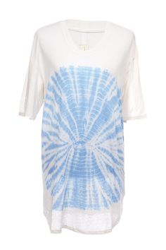 #RaquelAllegra #Batik #blue #top #hippie #vintage #secondhand #onlineshop #mymint #fashion #clothes