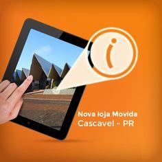 Conte com a #MovidaRentACar na sua próxima viagem para Cascavel! ;)  Para sua comodidade, reserve o carro diretamente pelo site ou dirija-se até a loja localizada na Rua Públio Pimentel, 89, Alto Alegre – Cascavel/PR.
