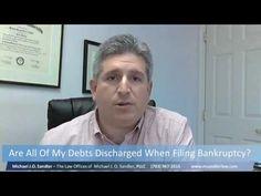 Are All My Debts Discharged When Filing Bankruptcy https://docs.google.com/document/d/1ICHIw3GqMabiKgWdUHXLqPYxu_9Es-TmHsvvcK3hVSI/pub