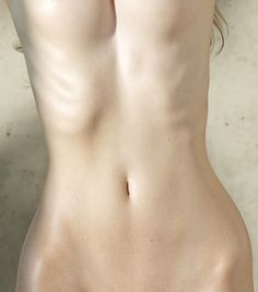 Pale skin and her shape is so stunning. My goal is to have this shape