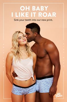The World's Most Comfortable Underwear for Men & Women - MeUndies Most Comfortable Underwear, Best Underwear, Interracial Couples, New Print, Black Men, Sexy Men, At Least, Relationship, Mens Fashion