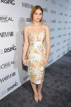 Holland Roden Photos Photos - Actress Holland Roden attends VANITY FAIR and LÂ'Oreal Paris D.J. Night hosted by Freida Pinto to benefit Girl Rising at 1OAK on February 20, 2015 in Los Angeles, California. - Vanity Fair Campaign Hollywood - DJ Night