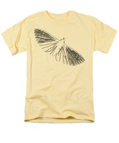 Purchase an adult t-shirt featuring the image of Green Moth by Sverre Andreas Fekjan.  Available in sizes S - 4XL.  Each t-shirt is printed on-demand, ships within 1 - 2 business days, and comes with a 30-day money-back guarantee.
