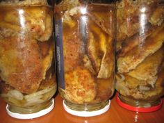 Polish Recipes, Preserves, Pickles, Pantry, French Toast, Favorite Recipes, Homemade, Canning, Meat