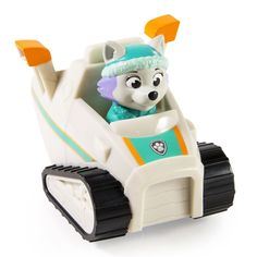 "presents for Kids boys and girls Paw Patrol Everest Racer Vehicle ""NEW""  #PawPatrol"