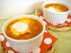 スペイン・バルの味☆にんにくスープ