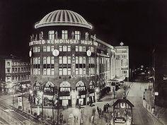 Haus Vaterland am Potsdamer Platz 1928 (Berlin im Licht 1928)