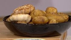 Phil Vickery's five ways with Jersey Royals